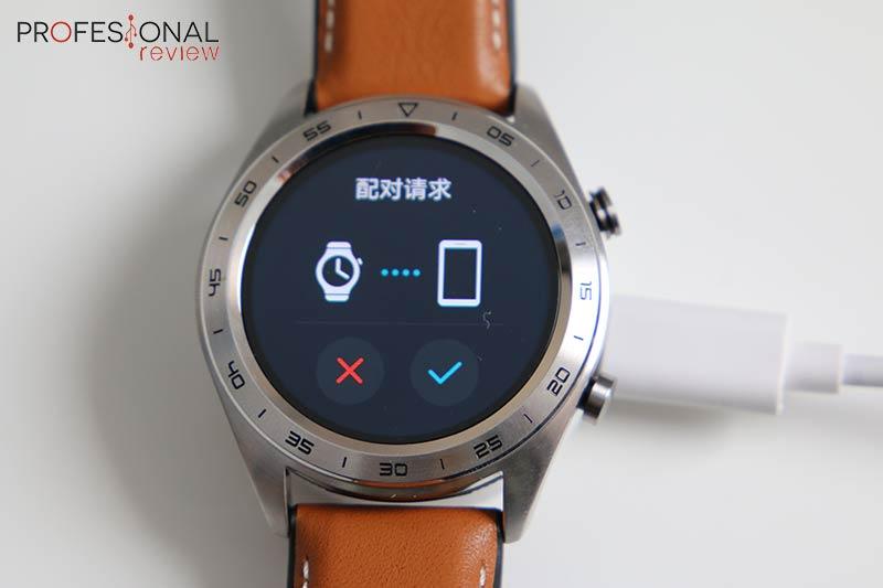 Honor Watch Magic conectividad