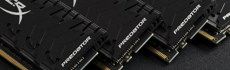 Photo of HyperX Predator sube la apuesta con kits de RAM DDR4-4600