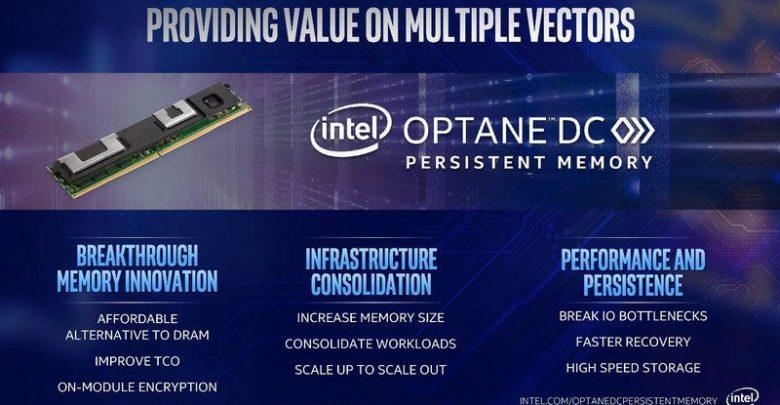 Photo of Un DIMM Intel Optane DC de 512 GB cuesta alrededor de 8.000 dólares