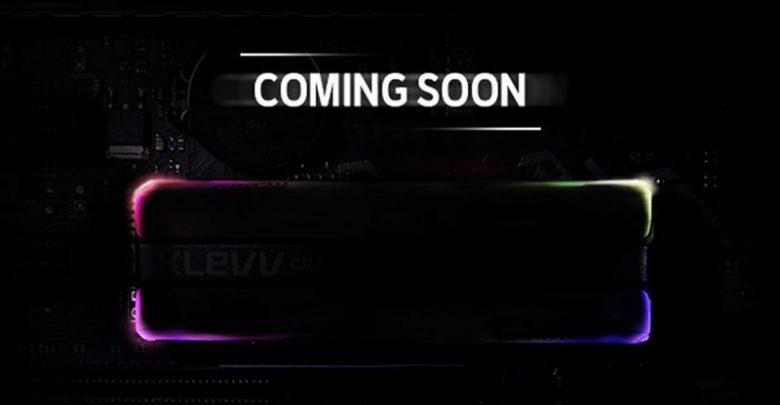 Photo of KLEVV presentará su nueva unidad SSD M.2 con RGB en el Computex