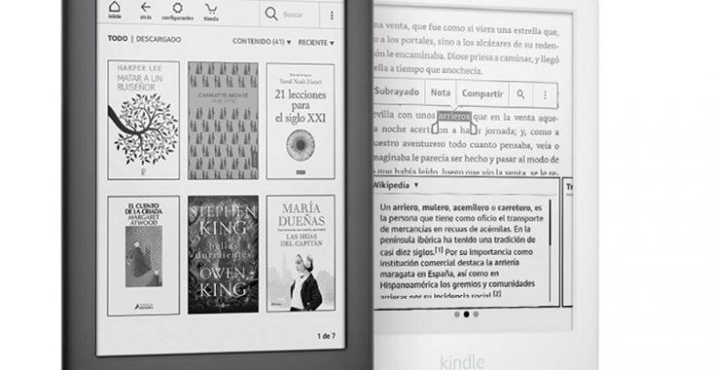 Photo of Amazon renueva su Kindle con nuevas funciones