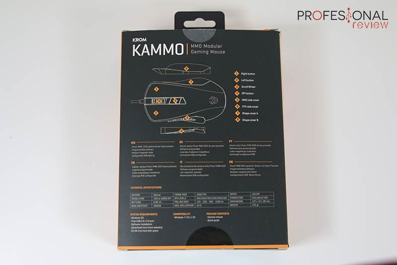Krom Kammo review