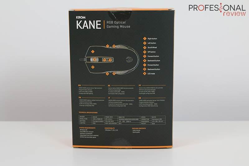 Krom Kane Review