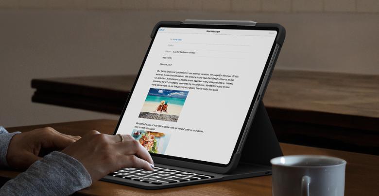 Photo of Logitech SLIM FOLIO PRO transforma el iPad Pro con un solo click