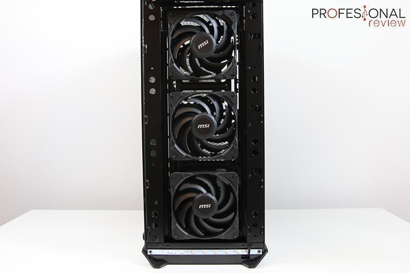 MSI MPG Gungnir 100 refrigeración