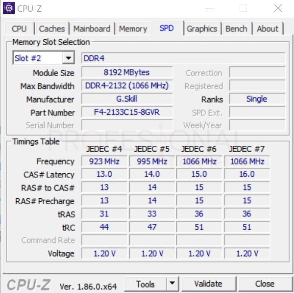 Memoria RAM utilizable y RAM instalada paso03