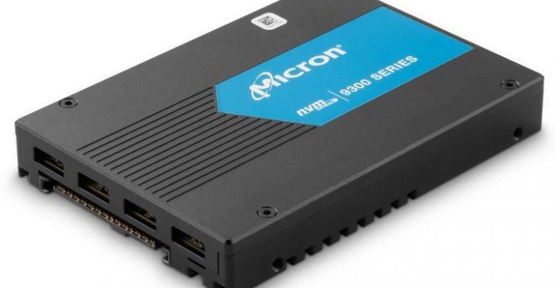 Photo of Micron 9300, Nuevas unidades SSD de hasta 15 TB