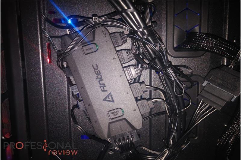 Nvidia PC gaming recomendado iluminación