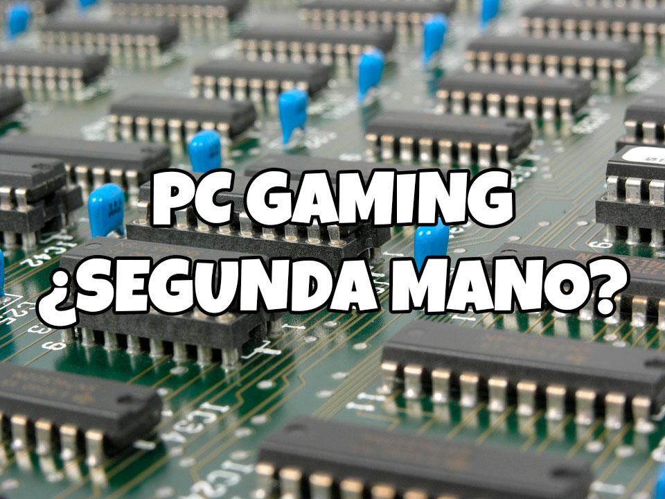 PC Gaming segunda mano