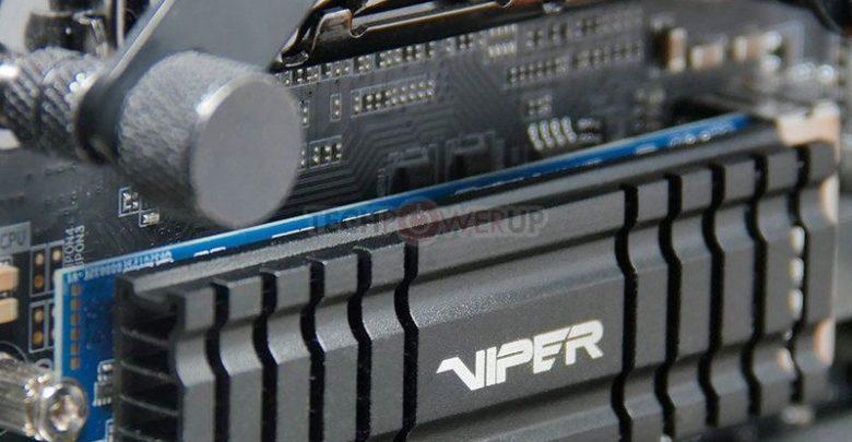 Photo of Patriot lanza la unidad SSD M.2 Viper VPN100 para jugadores