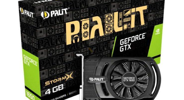 Photo of Se filtran los modelos personalizados de la GTX 1650 de NVIDIA