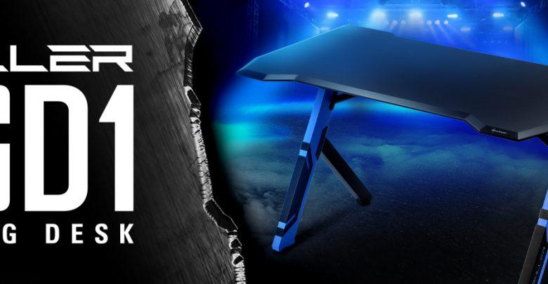 Photo of Sharkoon SKILLER SGD1: El escritorio perfecto para gamers