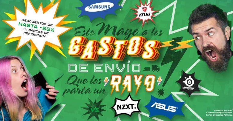 Photo of Descuentos en primeras marcas en Versus Gamers