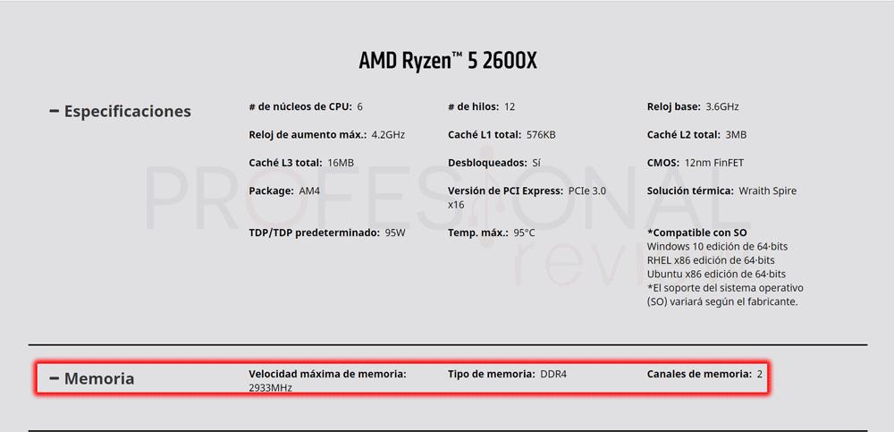 Cuanta memoria RAM soporta mi placa base paso10