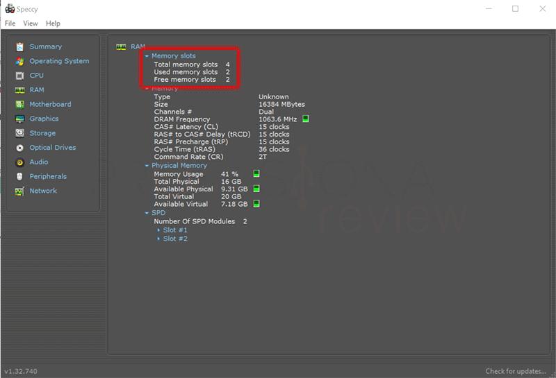 Cuanta memoria RAM soporta mi placa base paso03
