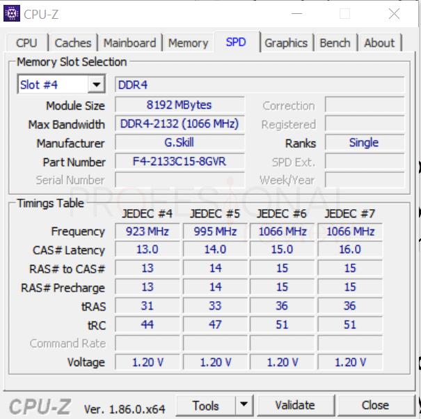 Cuanta memoria RAM soporta mi placa base paso05