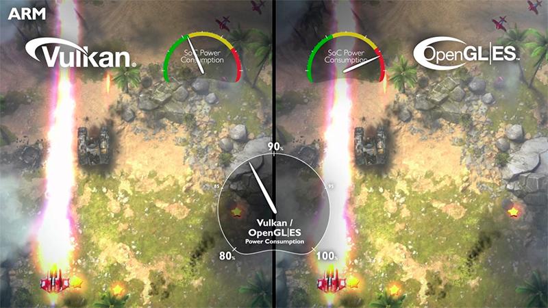 directx 12 vs vulkan