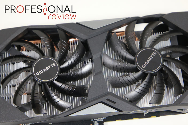 Gigabyte GeForce GTX 1650 Gaming OC 4G disipador