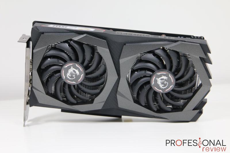 MSI GeForce GTX 1650 gaming X review