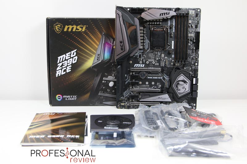 MSI MEG Z390 ACE review