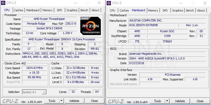 Saber el socket de mi procesador CPU-Z