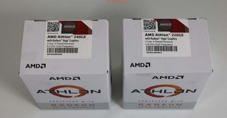 Photo of AMD Athlon 240GE y AMD Athlon 220GE Review en Español (Análisis completo)