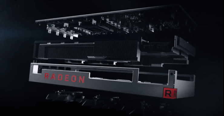 AMD Navi would use the RX 3000 nomenclature and specify specifications