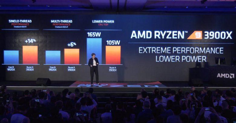 Photo of AMD presenta los nuevos CPUs Ryzen 9 3900X y Ryzen 7 3800X / 3700X