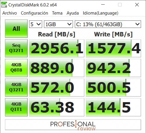 AORUS 15-XA SSD