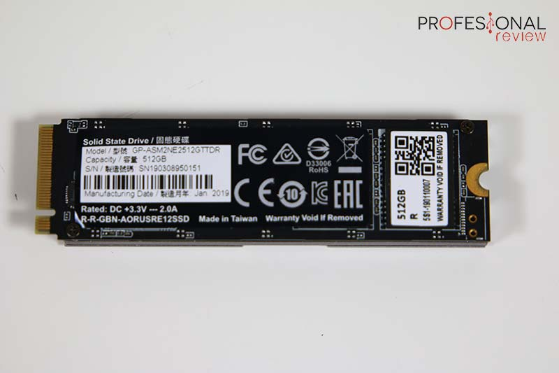AORUS RGB M.2 NVMe SSD 512GB review
