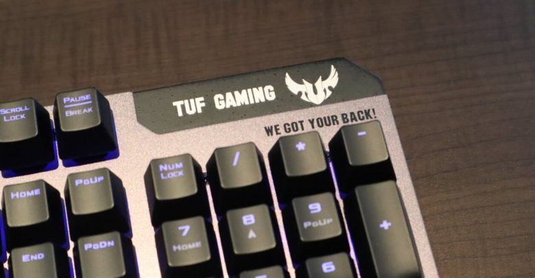 Photo of ASUS TUF GAMING K7, la apuesta de ASUS TUF por los teclados ópticos