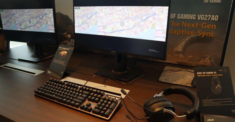 Photo of ASUS TUF GAMING VG27AQ el monitor de 27″ WQHD que alcanza los 155Hz