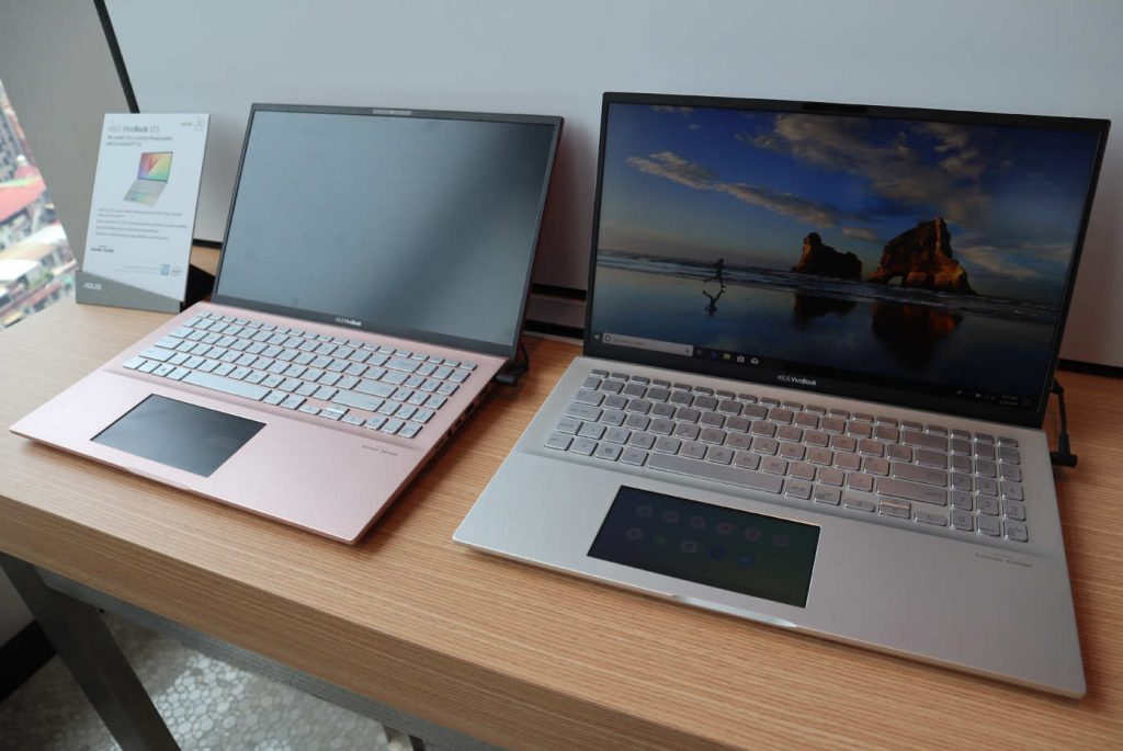 Portátiles ASUS VivoBook S15