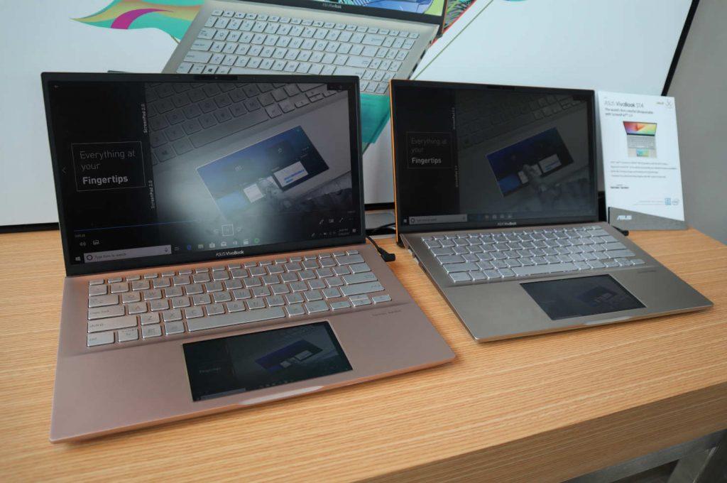 Portátiles ASUS VivoBook S15 y S14