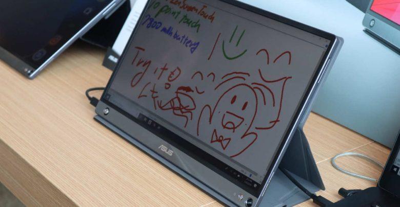 Photo of ASUS ZenScreen Touch, la nueva tablet de ASUS para el trabajo