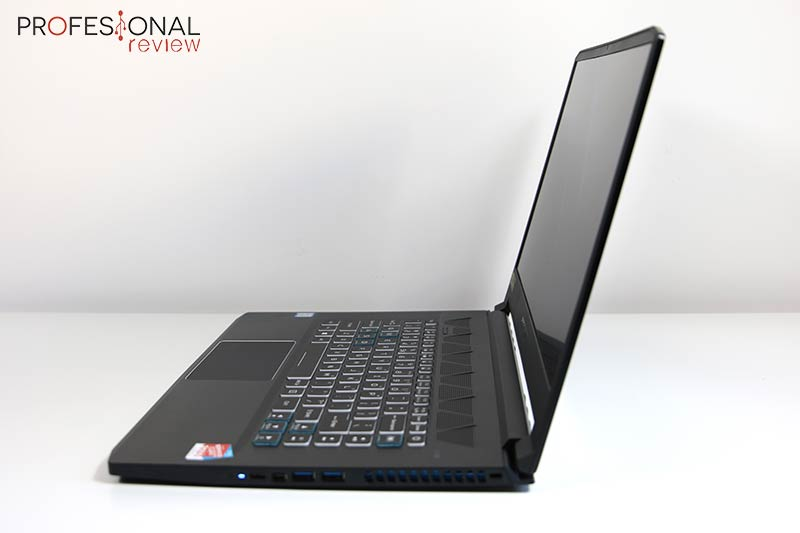 Acer Predator Triton 500 diseño