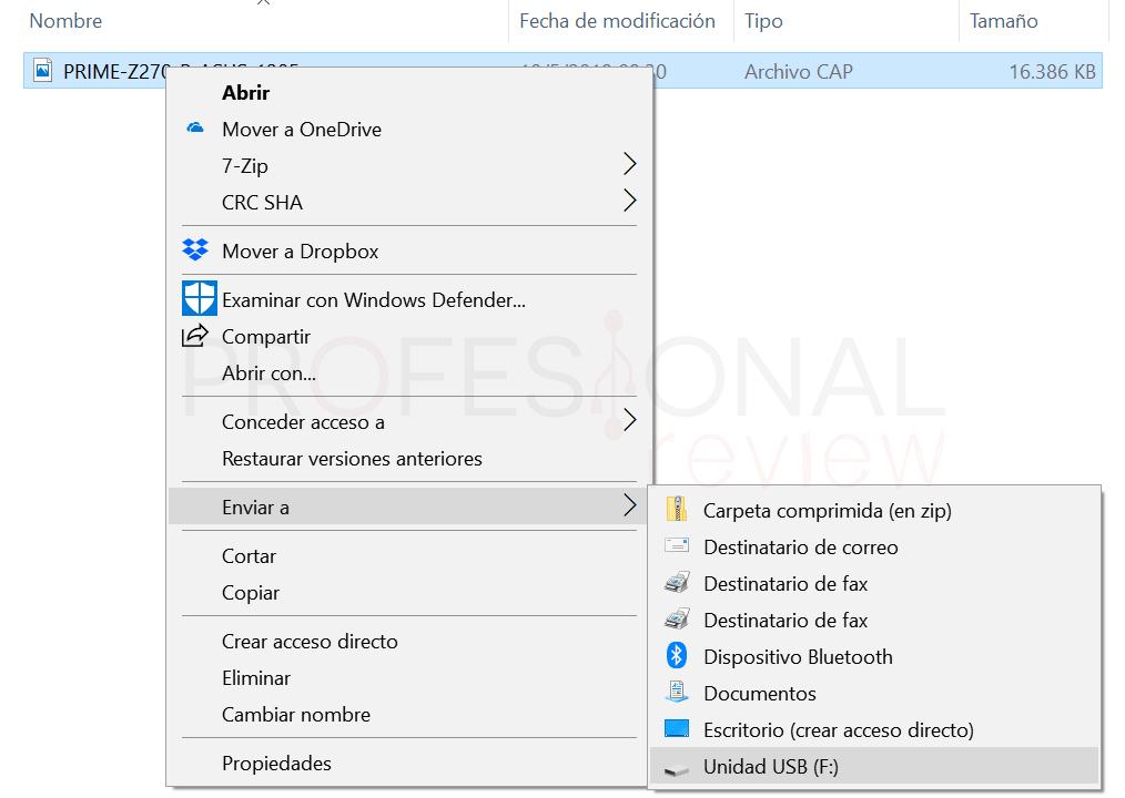 Actualizar BIOS Asus paso02