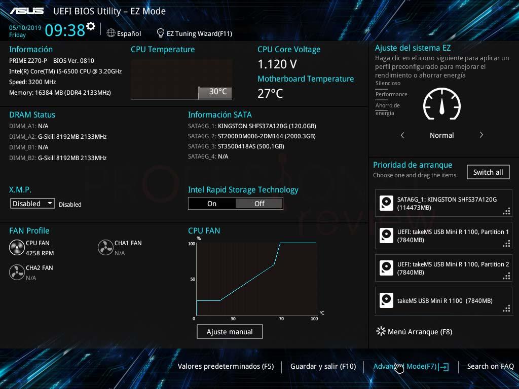 Actualizar BIOS Asus paso03