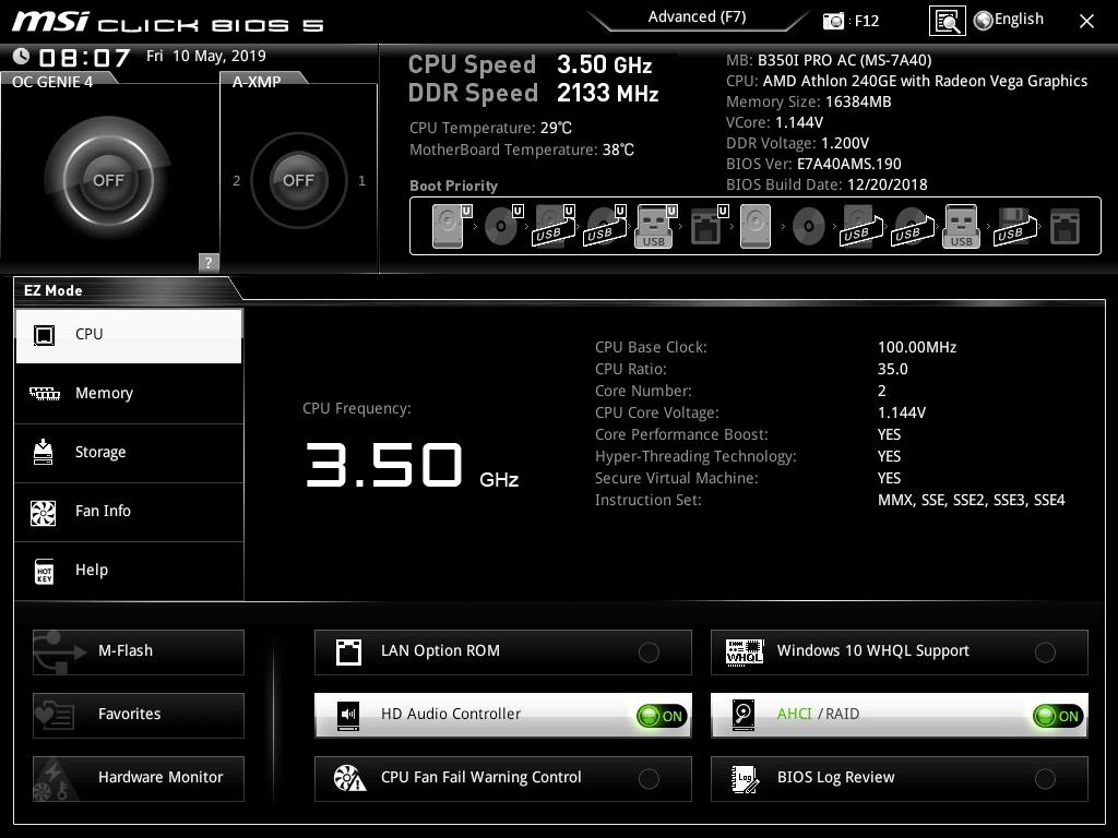 Actualizar BIOS MSI paso05