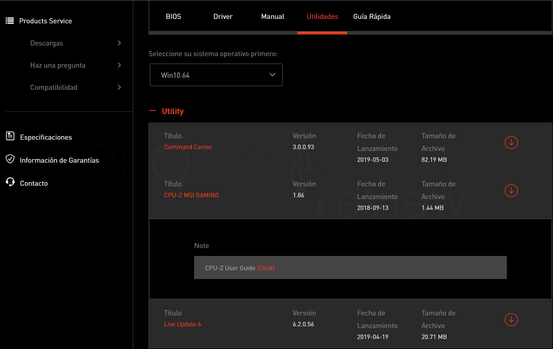 Actualizar BIOS MSI paso09