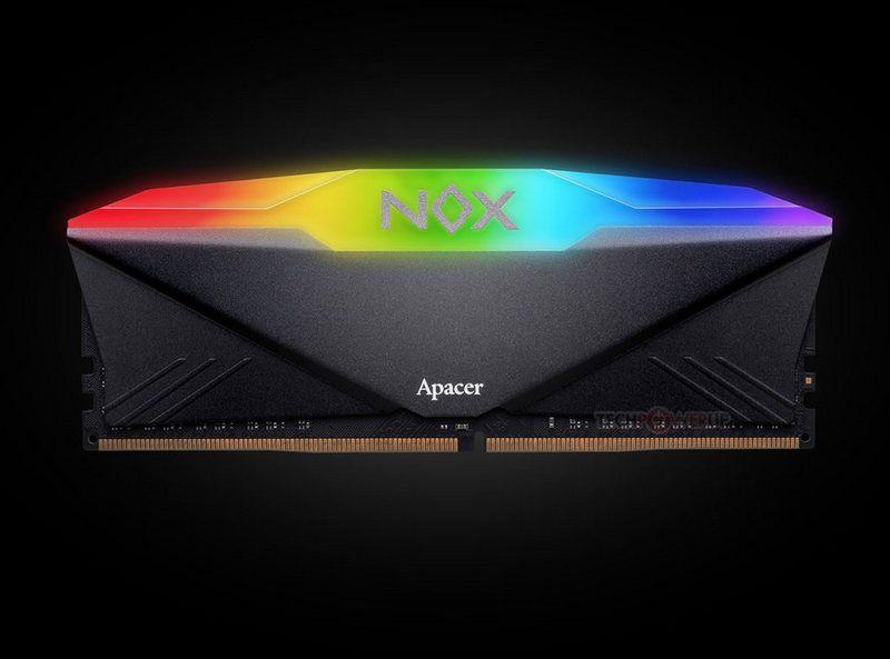 NOX RGB DDR4