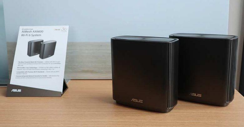 Photo of Asus presenta el nuevo sistema Asus AiMesh AX6600 con Wi-Fi 6