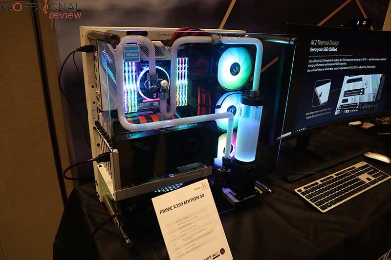 Asus Prime X299 Deluxe 30th Anniversary