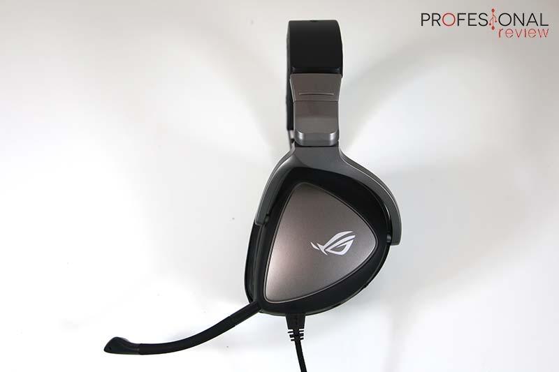 Asus ROG Delta Core Review micrófono