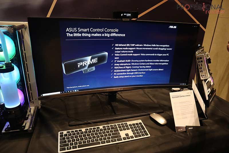 Asus Smart Control Console