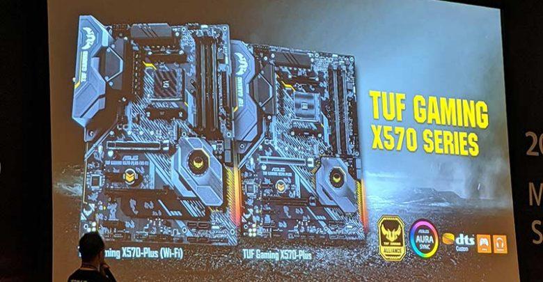 Photo of Las placas Asus TUF GAMING X570 PLUS son presentadas en Computex 2019