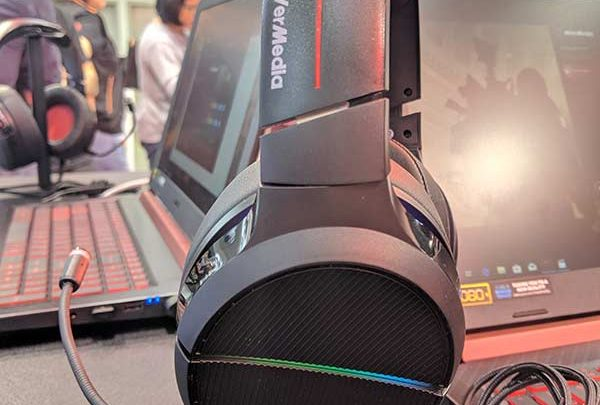 Photo of AverMedia lanza sus cascos tope gama GH510 en Computex 2019