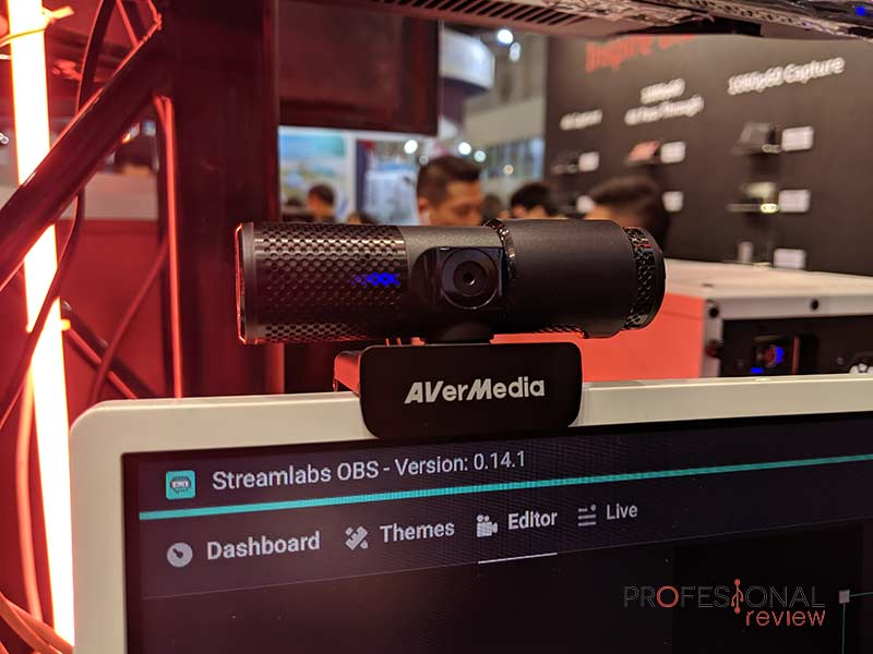 Live Streamer CAM PW313