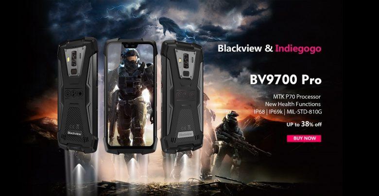 Photo of Llévate el Blackview BV9700 Pro con descuento en Indiegogo