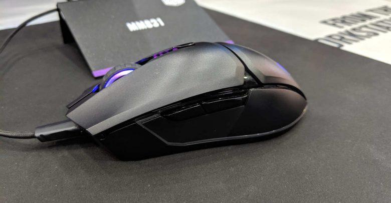 Photo of Cooler Master MM831, el primer ratón inalámbrico de la marca